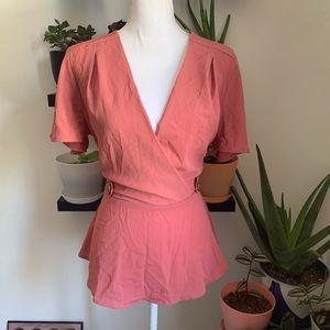 Montevideo blouse